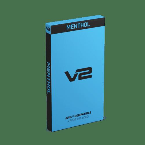 V2 Pods Menthol